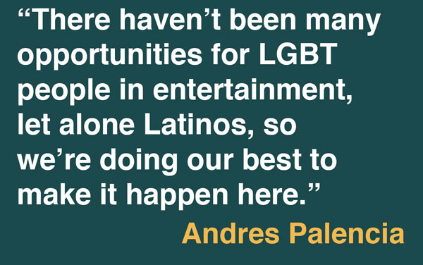 The Q Agenda and Andres Palencia Featured in Hispanic Executive Magazine
